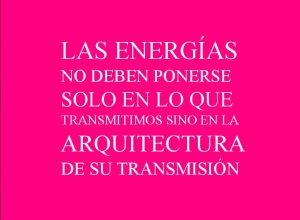 Arquitectura experiencies